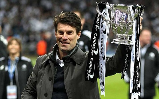 Michael Laudrup, entrenador del Swansea City. (Foto: The Telegraph)